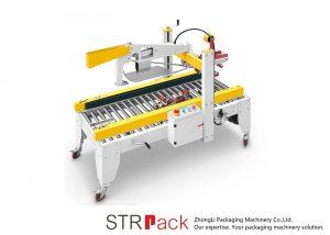 Otomatik Yapışkan Bant Flaps Katlanır Kasa Karton Kutu Mühürleyen Makinesi
