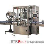 Otomatik Sürekli Kapak Kapatma Makinası