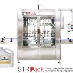 Otomatik Yerçekimi Tipi Sıvı Dolum Makinesi