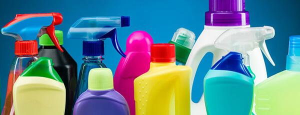 Ev Temizlik Ürünleri Dolum Makinaları