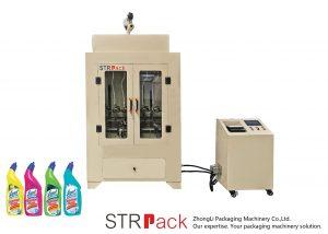 Tuvalet Temizleyici Sıvı Dolum Makinesi