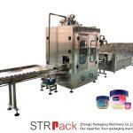 Vazelin Sıvı Dolum Makinesi Otomatik Vazelin Dolum ve Soğutma Hattı